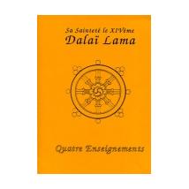 quatre-enseignements-dalai-lama-bouddhisme