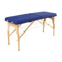 Table de Massage Pliante bois BASIC + Sac de transport