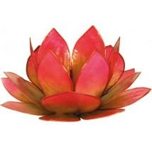 bougeoir-lotus-levee-du-soleil-vert-et-rose