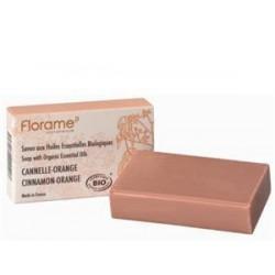 Savon Cannelle-Orange - Florame