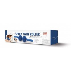 Spiky Twin Roller Bleu - Sissel
